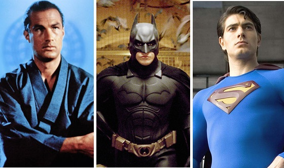 Think You Know Your Steven Seagal Trivia? How About Two Superheroes?
