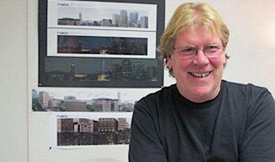 Q&A – Michael Bolton (Production Designer)
