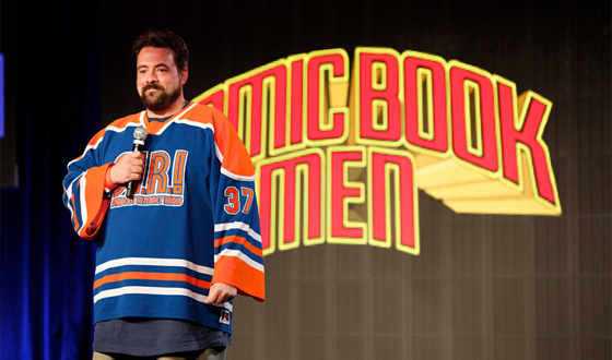 <em>Kevin Smith: Live From Behind</em> to Be Broadcast to Movie Theaters Nationwide on Thu., Feb. 2