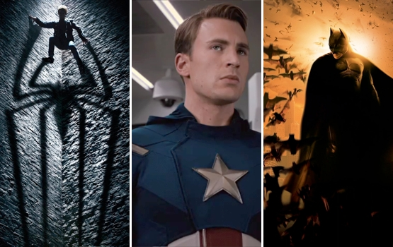 "2012 Comic Book Movie Preview: ""The Dark Knight Rises,"" ""The Avengers,"" and More"