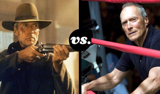 Munny (<em>Unforgiven</em>) vs. Dunn (<em>Million Dollar Baby</em>)? It Could Happen in a Clint Tournament