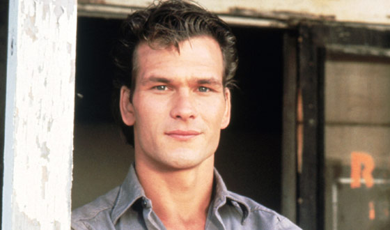 Flashback Five – Your Favorite Patrick Swayze Movies