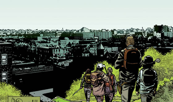 Sneak Peek &#8211; <em>The Walking Dead</em> Issue 94
