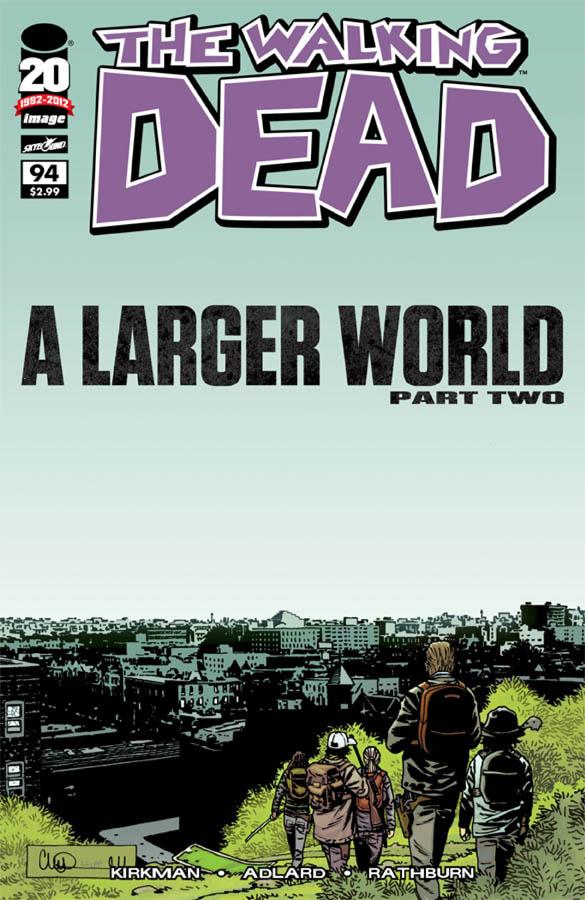 Issue 94 - The Walking Dead - Sneak Peek 1 - Issue 94 - The Walking Dead - Sneak Peek