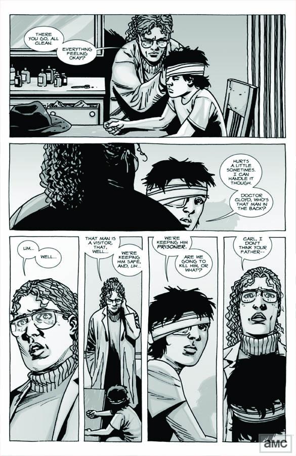 Issue 94 - The Walking Dead - Sneak Peek 2 - Issue 94 - The Walking Dead - Sneak Peek