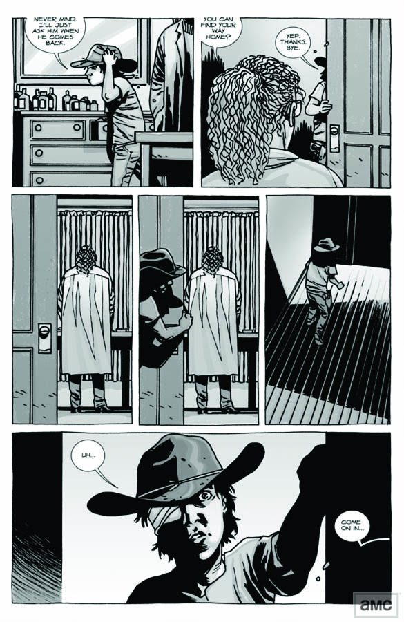 Issue 94 - The Walking Dead - Sneak Peek 3 - Issue 94 - The Walking Dead - Sneak Peek