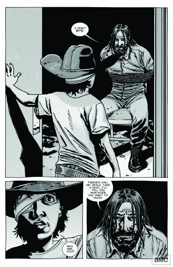 Issue 94 - The Walking Dead - Sneak Peek 4 - Issue 94 - The Walking Dead - Sneak Peek