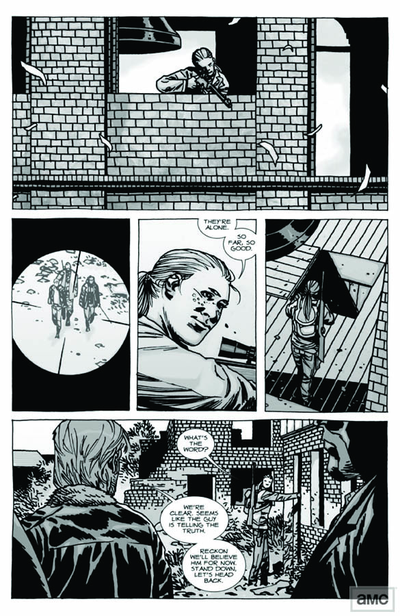 Issue 94 - The Walking Dead - Sneak Peek 5 - Issue 94 - The Walking Dead - Sneak Peek