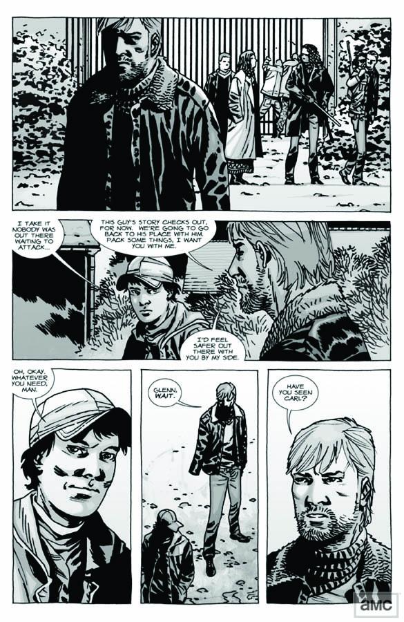 Issue 94 - The Walking Dead - Sneak Peek 6 - Issue 94 - The Walking Dead - Sneak Peek