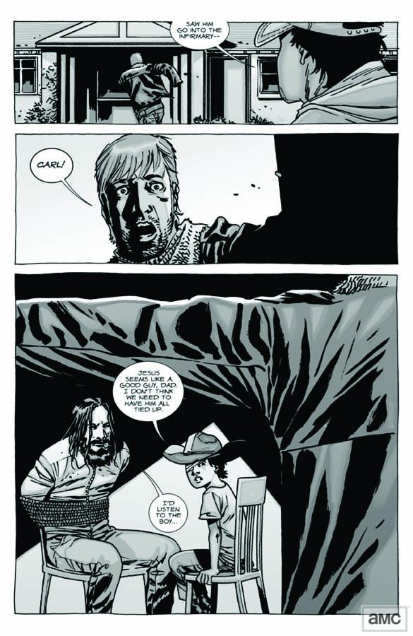 Issue 94 - The Walking Dead - Sneak Peek 7 - Issue 94 - The Walking Dead - Sneak Peek