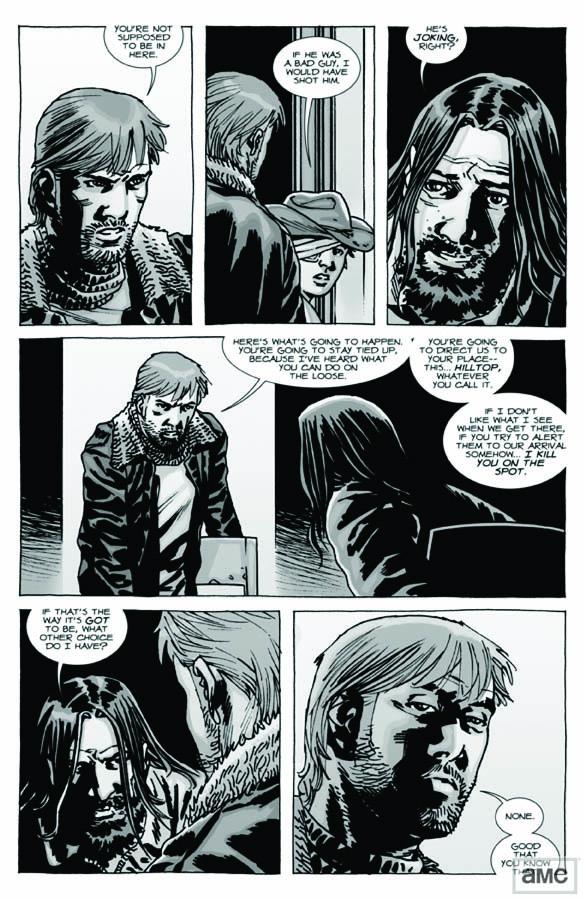 Issue 94 - The Walking Dead - Sneak Peek 8 - Issue 94 - The Walking Dead - Sneak Peek