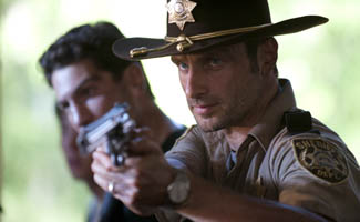 <em>The Walking Dead</em> Receives Golden Reel Award