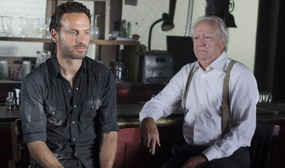 <em>The Walking Dead</em> Midseason Premiere, &#8220;Nebraska&#8221; &#8211; Online Extras