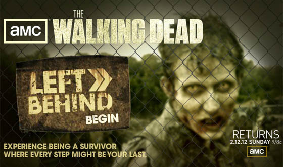 Experience Being a Survivor With <em>The Walking Dead</em> Left Behind Facebook App
