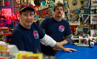 <em>Comic Book Men</em> Episode 3, &#8220;Commercial&#8221; &#8211; Online Extras