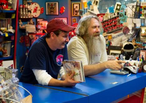 Comic Book Men Season 1 Photos 6 - Comic Book Men Season 1 Photos