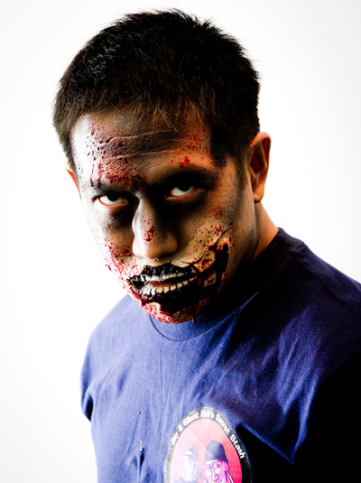 The Comic Book Men as Zombies 4 - The Comic Book Men as Zombies
