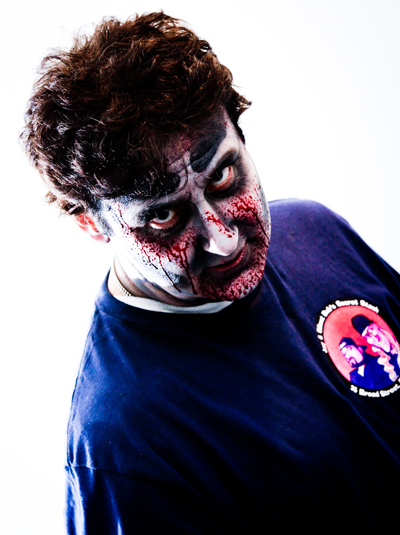 The Comic Book Men as Zombies 5 - The Comic Book Men as Zombies