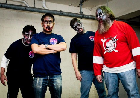 The Comic Book Men as Zombies 10 - The Comic Book Men as Zombies