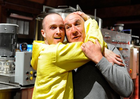 Breaking Bad Season 4 Behind the Scenes Photos 7 - Breaking Bad Season 4 Behind the Scenes Photos