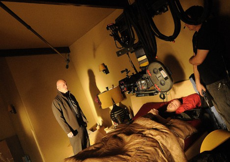 Breaking Bad Season 4 Behind the Scenes Photos 8 - Breaking Bad Season 4 Behind the Scenes Photos