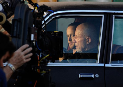Breaking Bad Season 4 Behind the Scenes Photos 10 - Breaking Bad Season 4 Behind the Scenes Photos
