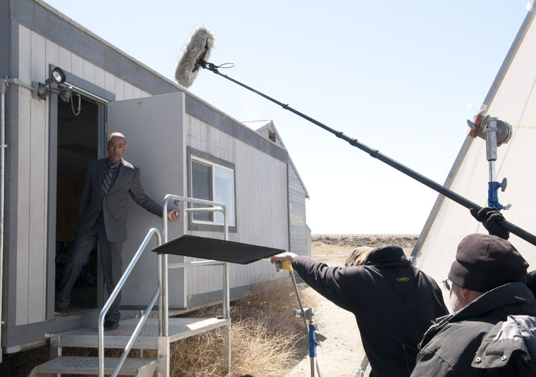 Breaking Bad Season 4 Behind the Scenes Photos 13 - Breaking Bad Season 4 Behind the Scenes Photos