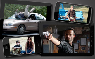 Now on Android, iPhone and iPad &#8211; <em>The Walking Dead</em> Midseason Premiere Episode