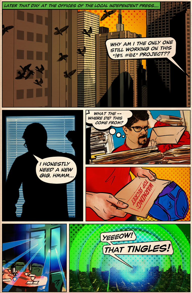 The Comic Book Men Comic 2 - The Comic Book Men Comic
