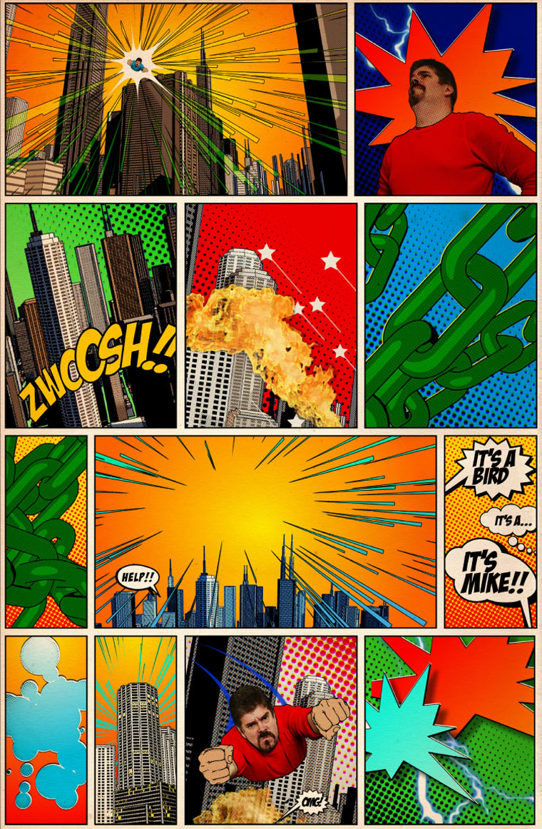 The Comic Book Men Comic 3 - The Comic Book Men Comic