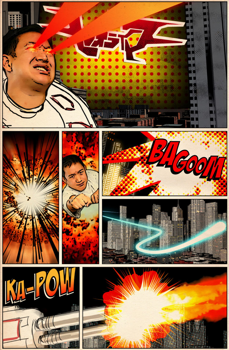 The Comic Book Men Comic 22 - The Comic Book Men Comic