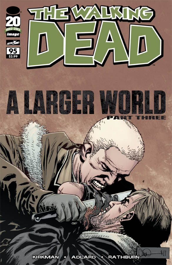 Issue 95 - The Walking Dead - Sneak Peek 1 - Issue 95 - The Walking Dead - Sneak Peek