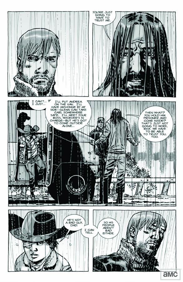 Issue 95 - The Walking Dead - Sneak Peek 3 - Issue 95 - The Walking Dead - Sneak Peek