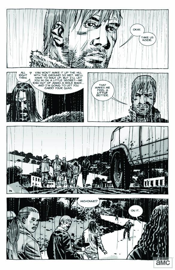 Issue 95 - The Walking Dead - Sneak Peek 4 - Issue 95 - The Walking Dead - Sneak Peek