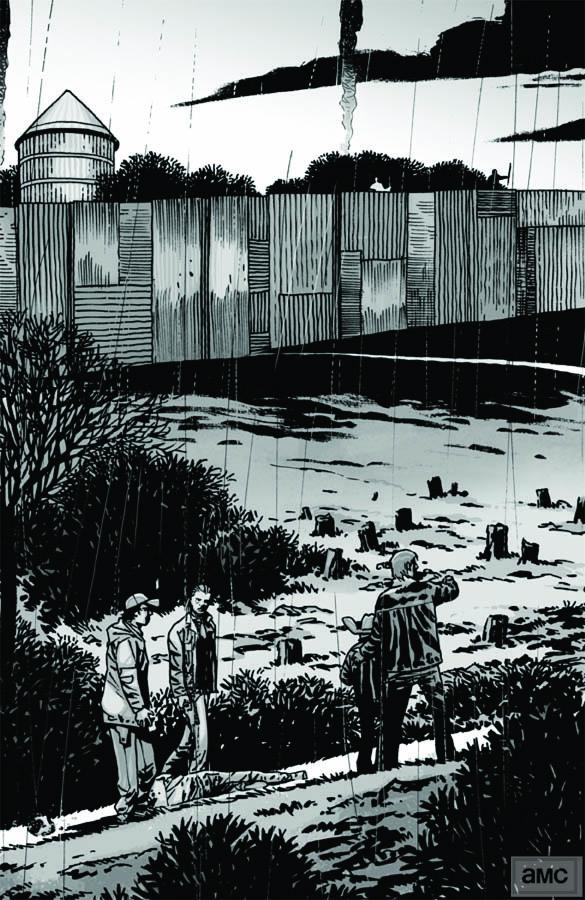 Issue 95 - The Walking Dead - Sneak Peek 5 - Issue 95 - The Walking Dead - Sneak Peek