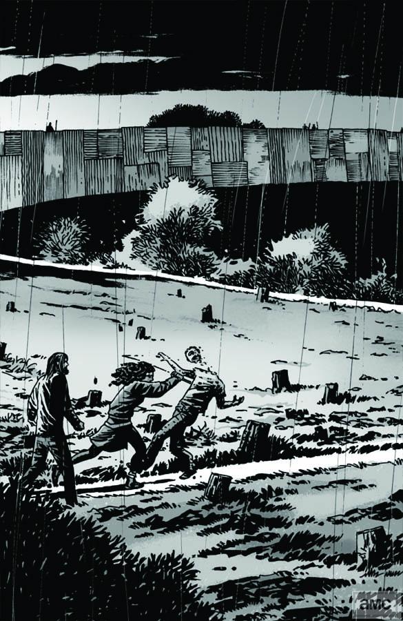 Issue 95 - The Walking Dead - Sneak Peek 6 - Issue 95 - The Walking Dead - Sneak Peek