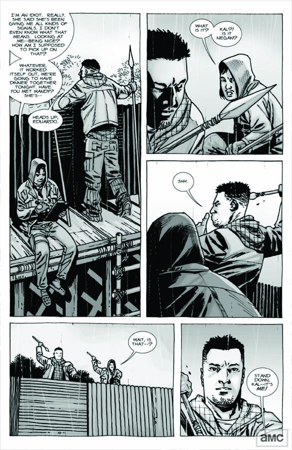 Issue 95 - The Walking Dead - Sneak Peek 7 - Issue 95 - The Walking Dead - Sneak Peek