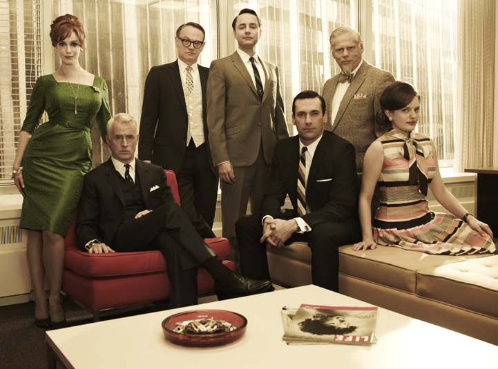 Mad Men Season 5 Cast Photos 1 - Mad Men Season 5 Cast Photos