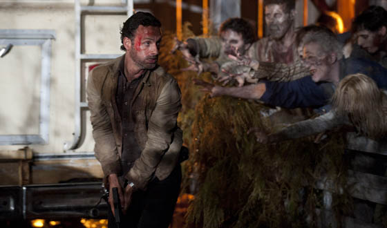 <em>The Walking Dead</em> Season 2 Finale, &#8220;Beside the Dying Fire&#8221; &#8211; Online Extras