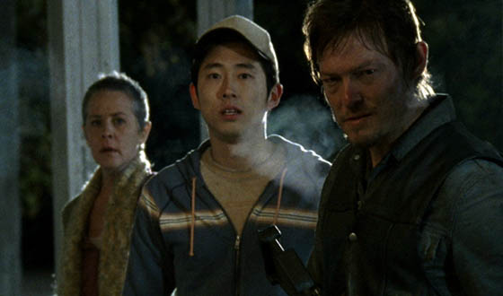 Video &#8211; <em>The Walking Dead</em> Cast Looks Ahead to Season 3
