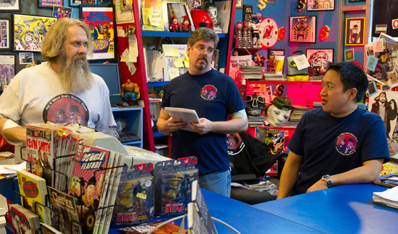 Missed an Episode of <em>Comic Book Men</em>? Just Want to Watch It Again? Here&#8217;s How