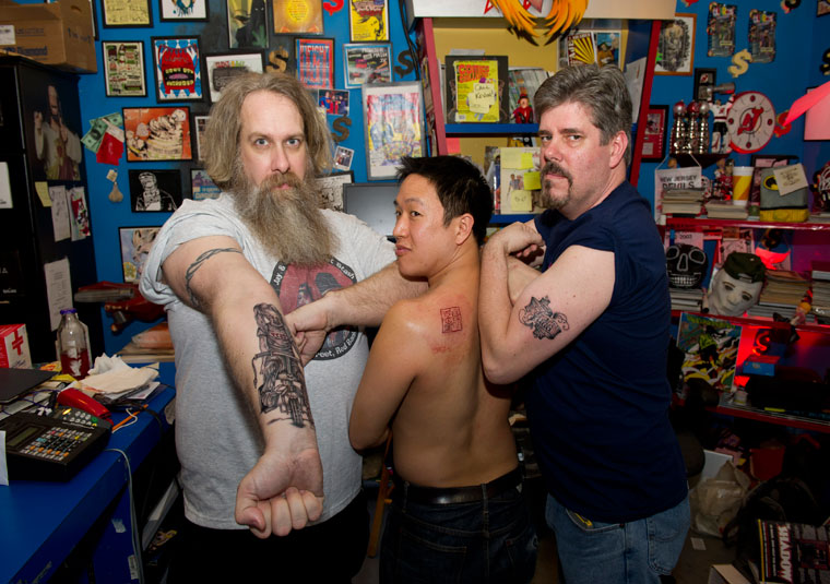 Comic Book Men Season 1 Photos 42 - Comic Book Men Season 1 Photos