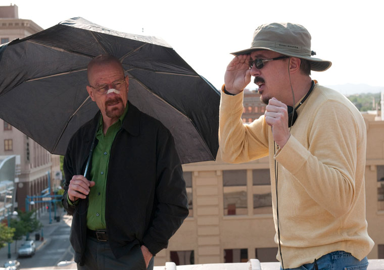 Breaking Bad Season 4 Behind the Scenes Photos 25 - Breaking Bad Season 4 Behind the Scenes Photos