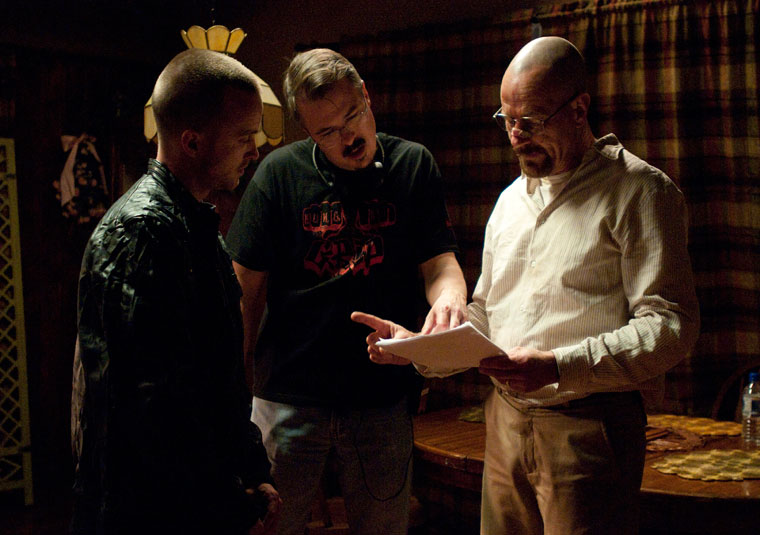 Breaking Bad Season 4 Behind the Scenes Photos 27 - Breaking Bad Season 4 Behind the Scenes Photos