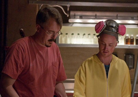 Breaking Bad Season 4 Behind the Scenes Photos 29 - Breaking Bad Season 4 Behind the Scenes Photos