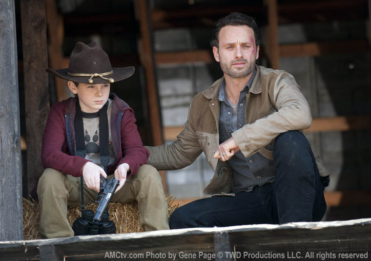 The Walking Dead Season 2 Episode Photos 116 - The Walking Dead Season 2 Episode Photos