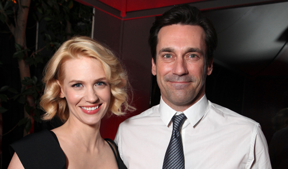Photos &#8211; <em>Mad Men</em>&#8216;s Season 5 Red Carpet Premiere