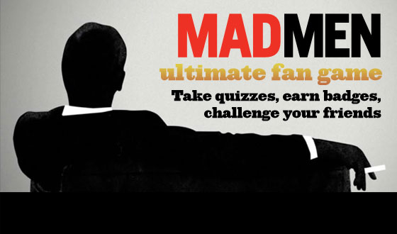 Prove You&#8217;re a Real Maddict With the <em>Mad Men</em> Ultimate Fan Game
