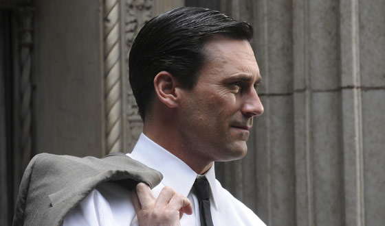 <em>Mad Men</em> Lands <em>EW</em> Cover; Jon Hamm Entertains on <em>SNL</em>