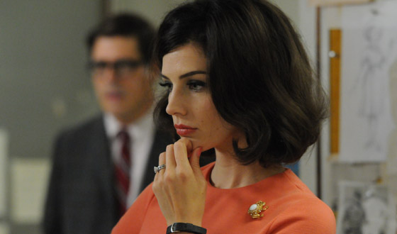 Blogs Mad Men Q Amp A Jessica Par 233 Megan Draper Amc